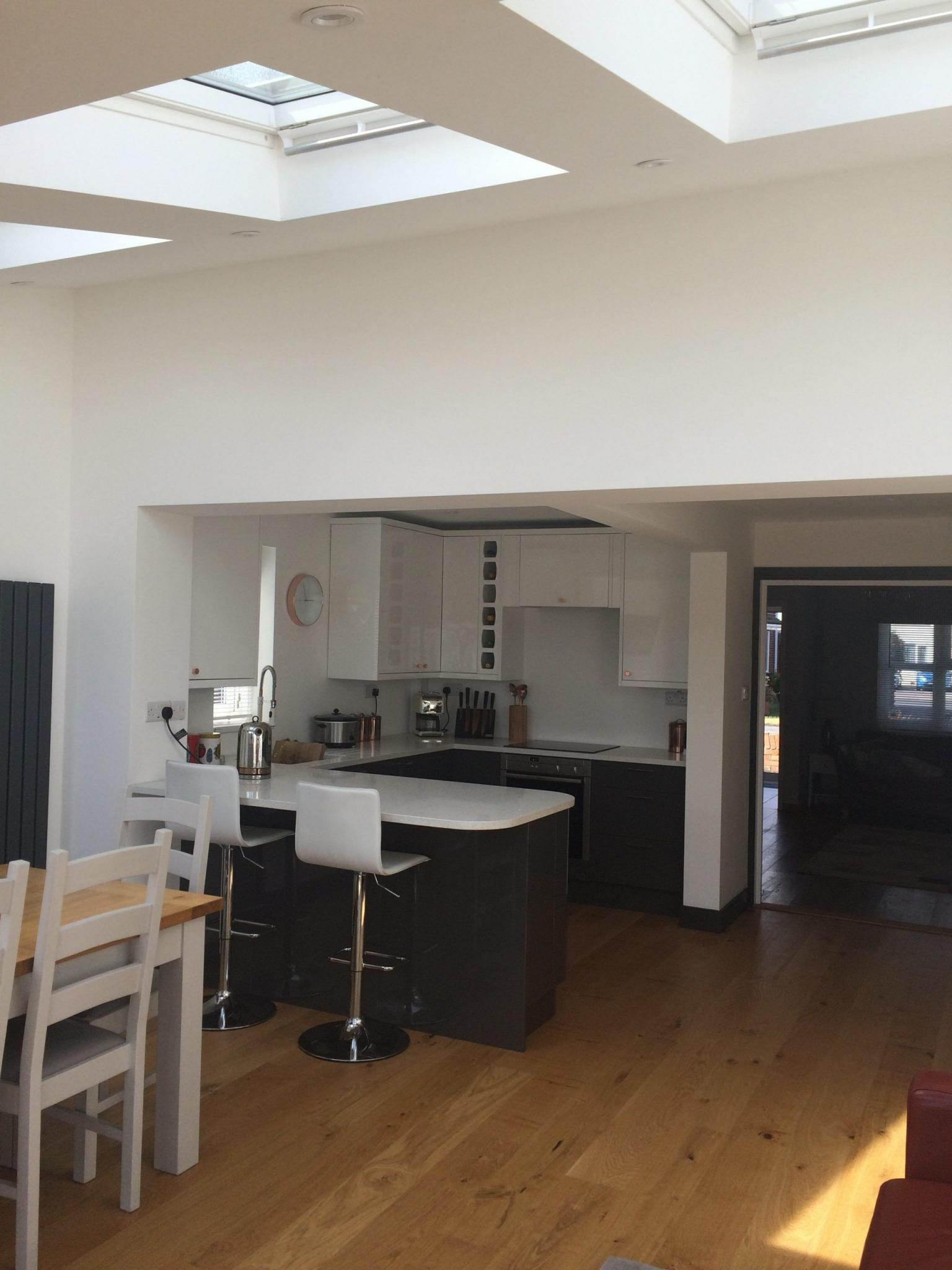 Kitchen Extension, Southsea