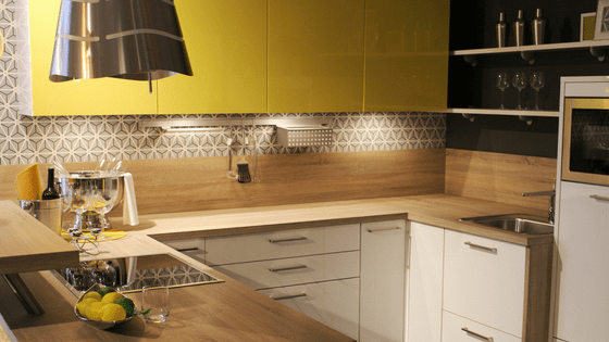 what to do with old kitchen cabinets and materials